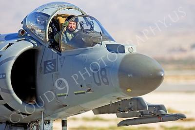 CUNMJ 00001 McDonnell Douglas AV-8B HarrierII USMC by Peter J Mancus