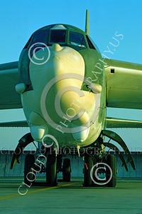 B-52 00029 Boeing B-52 Stratofortress by PeterMancus