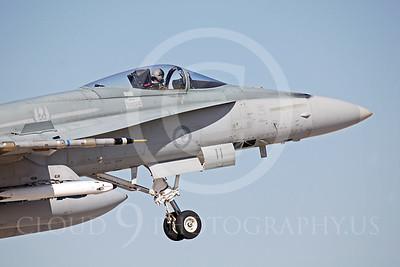 CUNMJ 00014 McDonnell Douglas F-18 Hornet by Peter J Mancus