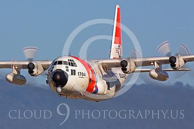 C-130USCG 00060 Lockheed HC-130M Hercules by Peter J Mancus