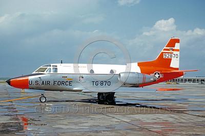 DG 00001 North American T-39 Sabreliner USAF by Eugene M Sommerich_