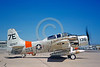 DG-A-1USN 0009 A taxing Douglas AD-5N Skyraider US Navy Marine Corps 32617 10-1960 military airplane picture by Clay Jansson