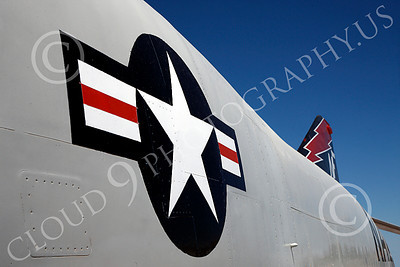 MilAircDet 00008 The United States' national insignia on a US Navy McDonnell Douglas F-4 Phantom II jet fighter, by Peter J Mancus