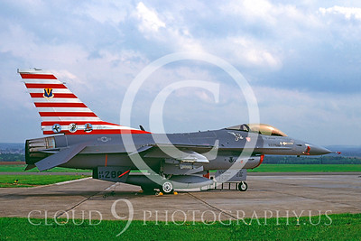 EE-F-16USAF 00001 Lockheed Martin F-16 US Air Force via African Aviation Slide Service