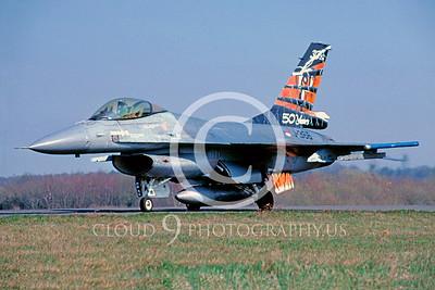 EE-F-16Forg 00001 Lockheed Martin F-16 Dutch Air Force April 2004 by Raymond Bosselaar