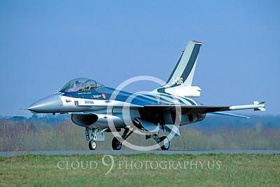 EE-F-16Forg 00009 Lockheed Martin F-16 Dutch Air Force April 2004 by Raymond Bousselaar
