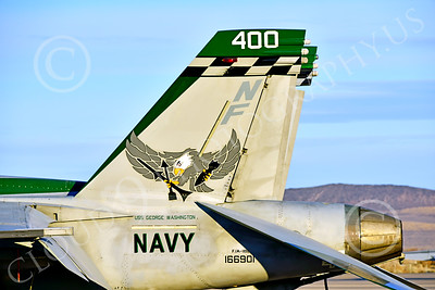 Boeing F-18E-USN 00193 Close up of the tail of a static Boeing F-18E Super Hornet USN 166901 VFA-195 DAMBUSTERS commanding officer's airplane CHIPPY HO USS George Washington at NAS Fallon 2-2015 military airplane picture by Peter J Mancus