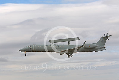 Embrarer EMB-145SA 00002 Brazilian Air Force by Peter J Mancus