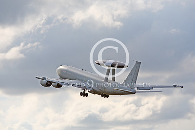 E-3FORG 00008 Boeing E-3 Sentry British RAF by Peter J Mancus
