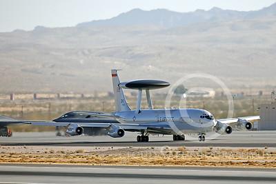 E-3USAF 00007 Boeing E-3 Sentry by Peter J Mancus