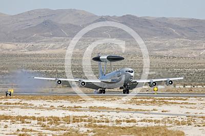 E-3USAF 00001 Boeing E-3 Sentry by Peter J Mancus