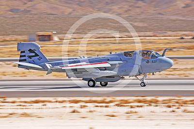 EA-6BUSN 00005 Grumman EA-6B Prowler by Peter J Mancus