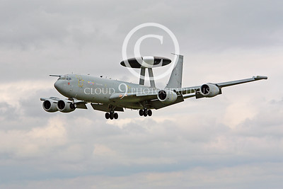 E-3FORG 00004 Boeing E-3 Sentry British RAF by Peter J Mancus