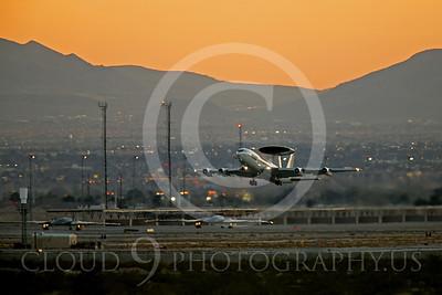E-3USAF 00008 Boeing E-3 Sentry by Peter J Mancus