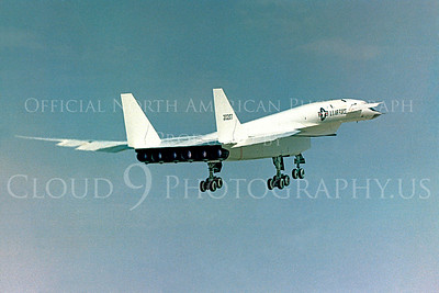 XB-70 00002 North American XB-70 Valkyrie USAF 20207 Official USAF Photograph produced by Peter J Mancus