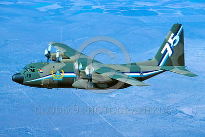 EE-C-130Forg 00002 A flying colorful Lockheed C-130 Hercules South  African Air Force cargo plane military airplane picture via African Aviation Slide Service
