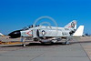 BIC-F4USN 00012 A static McDonnell Douglas F-4 Phantom II USN 2254 VF-41 BLACK ACES AE code NAS Oceana 7-1976 military airplane picture by David Ostrowski