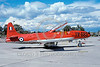 EE-T-33Forg 00002 A static colorful Lockheed T-33 Shooting Star Hellenic Air Force jet trainer 4-1997 military airplane picture via African Aviation Slide Service