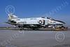 F-4USMC 00325 A static McDonnell Douglas F-4N Phantom II USMC 150480 VMFA-323 DEATH RATTLERS commanding officer's plane USS Coral Sea NK code MCAS El Toro 11-1979 by Michael Grove, Sr