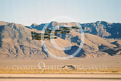 BA-F-4 00002 McDonnell Douglas F-4 Phantom II Nov 1971 by Peter J Mancus