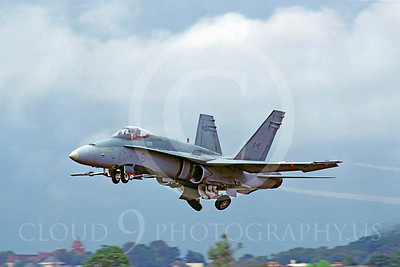 F-18Forg 00060 McDonnell Douglas F-18A Hornet Canadian Armed Forces 1990 by Peter J Mancus