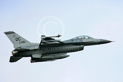 F-16ANG 00154 Lockheed Martin F-16 Fighting Falcon District of Columbia Air National Guard 85461 by Paul Ridgway