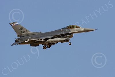 F-16ANG 00120 Lockheed Martin F-16 Fighting Falcon Colorado Air National Guard 86360 by Peter J Mancus