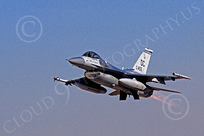 F-16ANG 00142 Lockheed Martin F-16 Fighting Falcon District of Columbia Air National Guard 85455 by Peter J Mancus