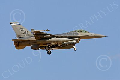 F-16ANG 00170 Lockheed Martin F-16 Fighting Falcon Colorado Air National Guard 86339 by Peter J Mancus