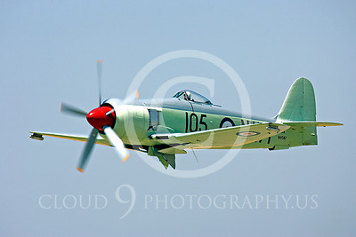 WB - Hawker Sea Fury 00006 Hawker Sea Fury by Peter J Mancus