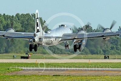 WB - B-29 00018A Fifi, a World War II era US Army Air Force Boeing B-29 Superfortress warbird, takes off at the Oshkosh 2011 airshow, airplane picture, by Peter J Mancus