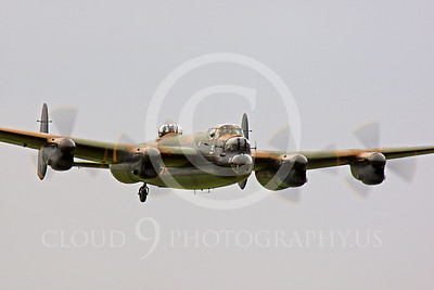 WB - Avro Lancaster 00030 Avro Lancaster British RAF markings by Peter J Mancus