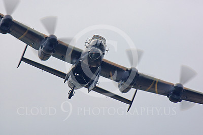WB - Avro Lancaster 00026 Avro Lancaster British RAF markings by Peter J Mancus