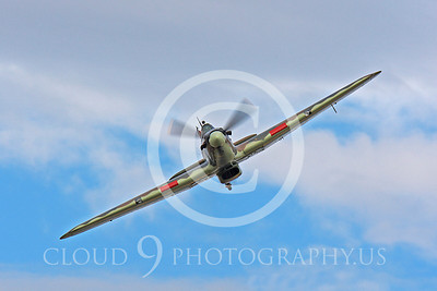 WB - Hawker Hurricane 00064 Hawker Hurricane British RAF warbird markings by Peter J Mancus