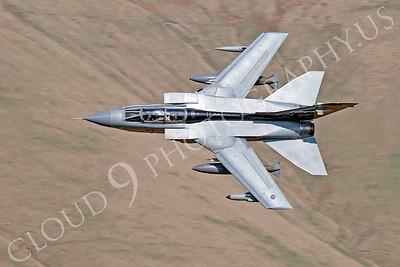 Panavia Tornado 00192 Panavia Tornado British RAF by Alasdair MacPhail
