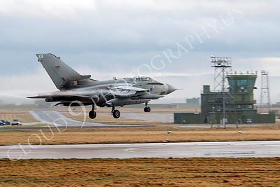 Panavia Tornado 00200 Panavia Tornado British RAF by Alasdair MacPhail