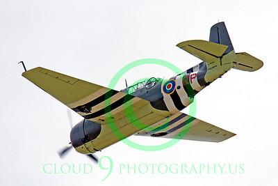 WB - Grumman TBM Avenger 00032 Grumman TBM Avenger British Royal Navy warbird by Peter J Mancus