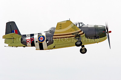 WB - Grumman TBM Avenger 00026 Grumman TBM Avenger British Royal Navy warbird by Peter J Mancus