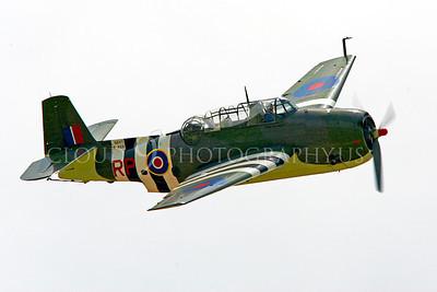 WB - Grumman TBM Avenger 00004 Grumman TBM Avenger British Royal Navy warbird by Peter J Mancus