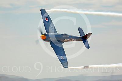 WB - Hawker Sea Fury 00020 Hawker Sea Fury by Peter J Mancus