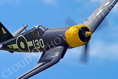 WB - Chance Vought F4U Corsair 00152 Chance Vought F4U Corsair British Royal Navy warbird aircraft photo by Stephen W D Wolf
