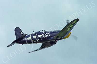 WB - Chance Vought F4U Corsair 00184 Chance Vought F4U Corsair British Royal Navy warbird aircraft photo by Stephen W D Wolf