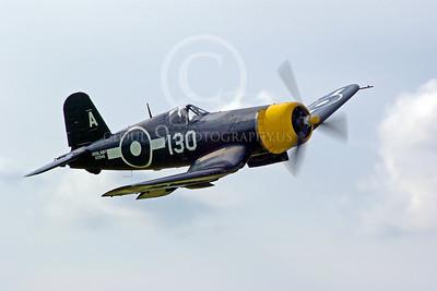 WB - Chance Vought F4U Corsair 00200 Chance Vought F4U Corsair British Royal Navy warbird aircraft photo by Stephen W D Wolf