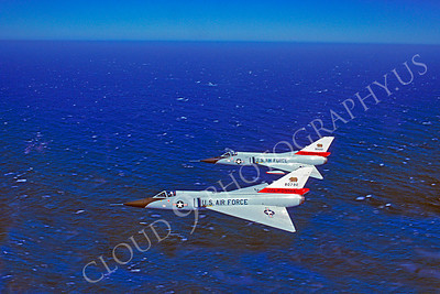 F-106ANG 00030 Convair F-106A Delta Dart California Air National Guard 80790 by Peter J Mancus