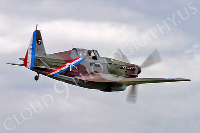 WB - Morane-Saulnier MS406 00002 Morane-Saulnier MS406 French Air Force World War II fighter warbird aircraft photo by Stephen W D Wolf