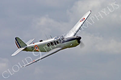 WB - Nord 1101 00006 Nord 1101 French Air Force warbird airplane picture by Stephen W D Wolf