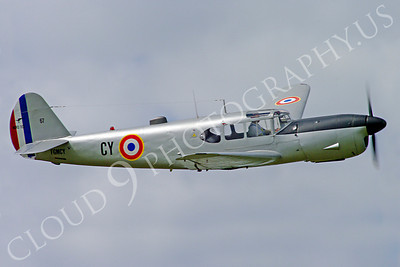 WB - Nord 1101 00014 Nord 1101 French Air Force warbird airplane picture by Stephen W D Wolf