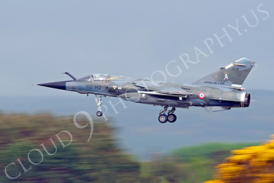 Dassault Mirage F1 00020 Dassault Mirage F1 French Air Force 112-MZ by Alasdair MacPhail