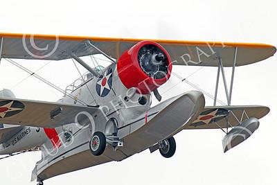 WB - Grumman J2F Duck 00014 A USMC Grumman J2F Duck float plane warbird, by Peter J Mancus