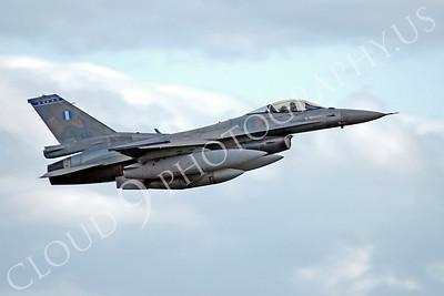 F-16Forg 00040 Lockheed Martin F-16 Fighting Falcon Hellenic Air Force by Alasdair MacPhail
